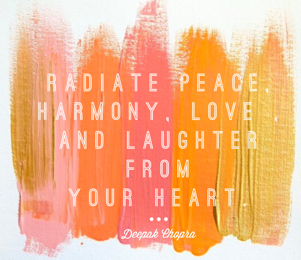 Peace Harmony love