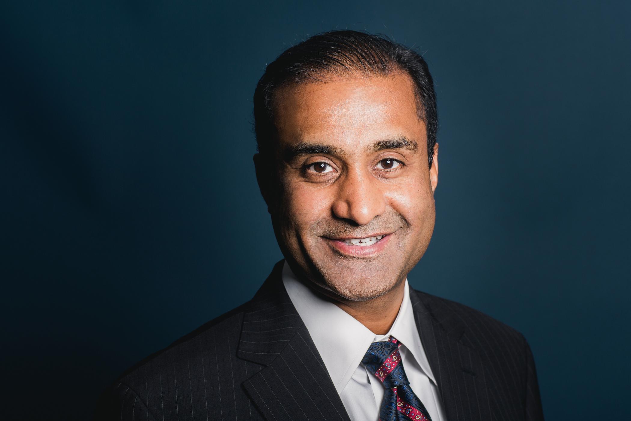 Photo of Ajay K. Gupta
