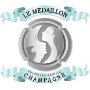 Le Medaillon Champagne Logo